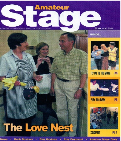 Amateur Stage April 2004